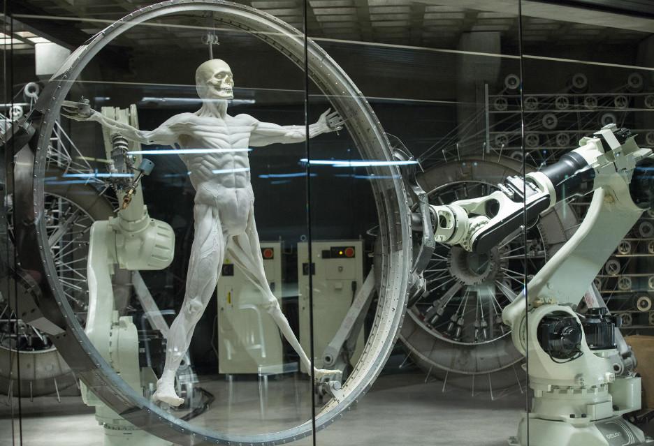 Cząstka człowieka w robocie (alborobota wczłowieku)