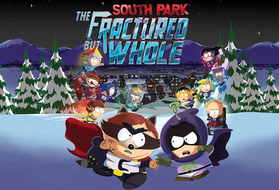 Prace nad South Park: The Fractured But Whole ukończone