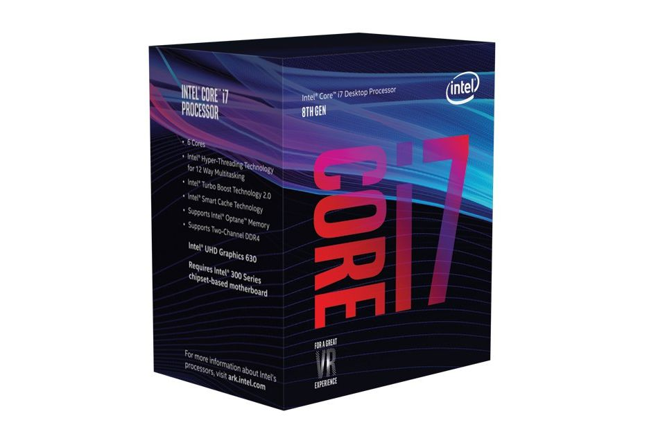 Intel Core i7-8700K - wyciekły pierwsze testy wydajności