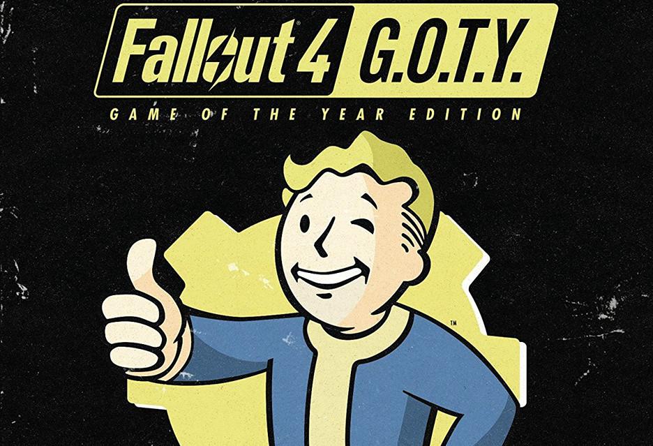 Fallout 4 w edycji GOTY trafił do sklepów