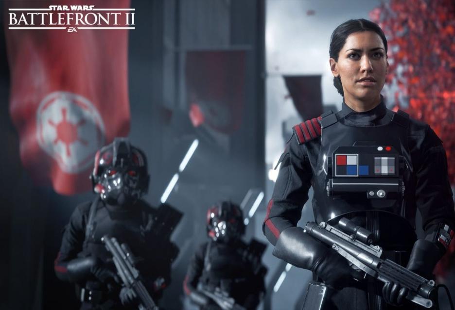 Oto Star Wars: Battlefront II - nowy, konkretny zwiastun gry
