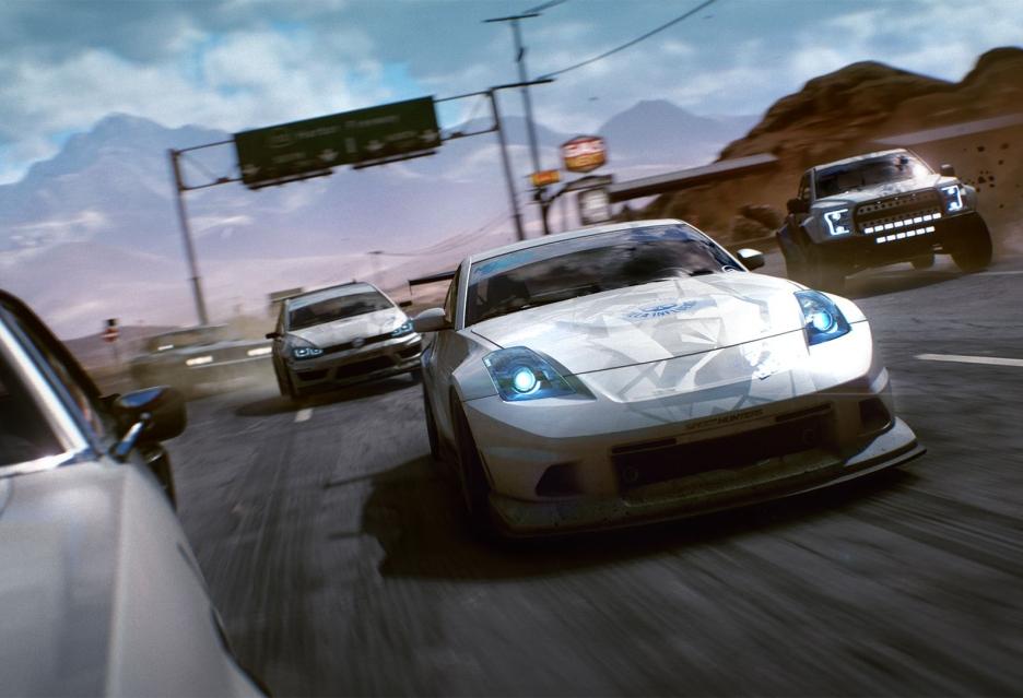Pełen atrakcji świat Need for Speed Payback na nowym zwiastunie