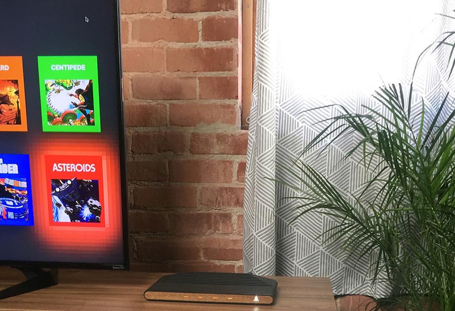 Ataribox - konsola Atari coraz mniej tajemnicza