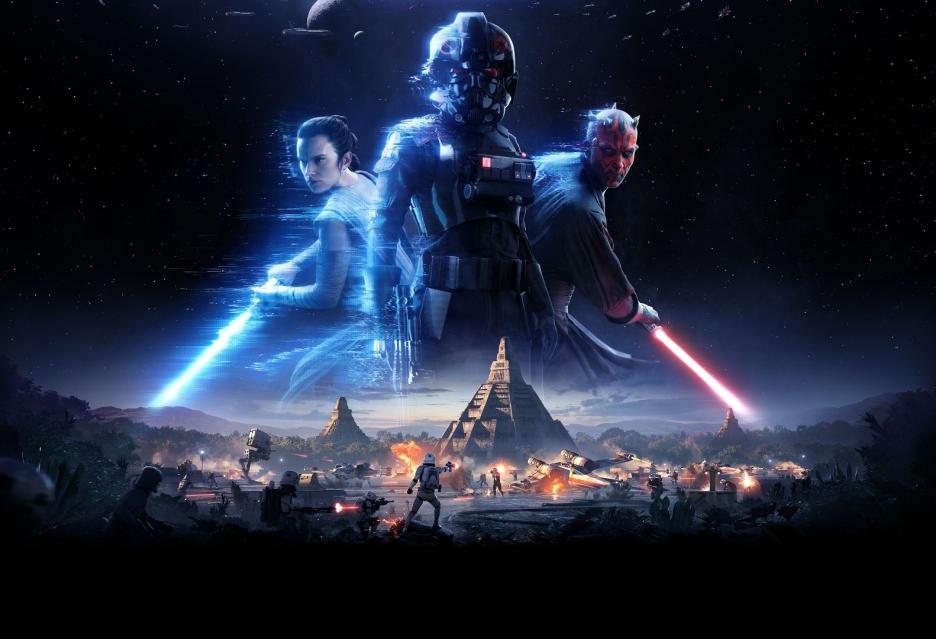 Wymagania sprzętowe Star Wars: Battlefront II