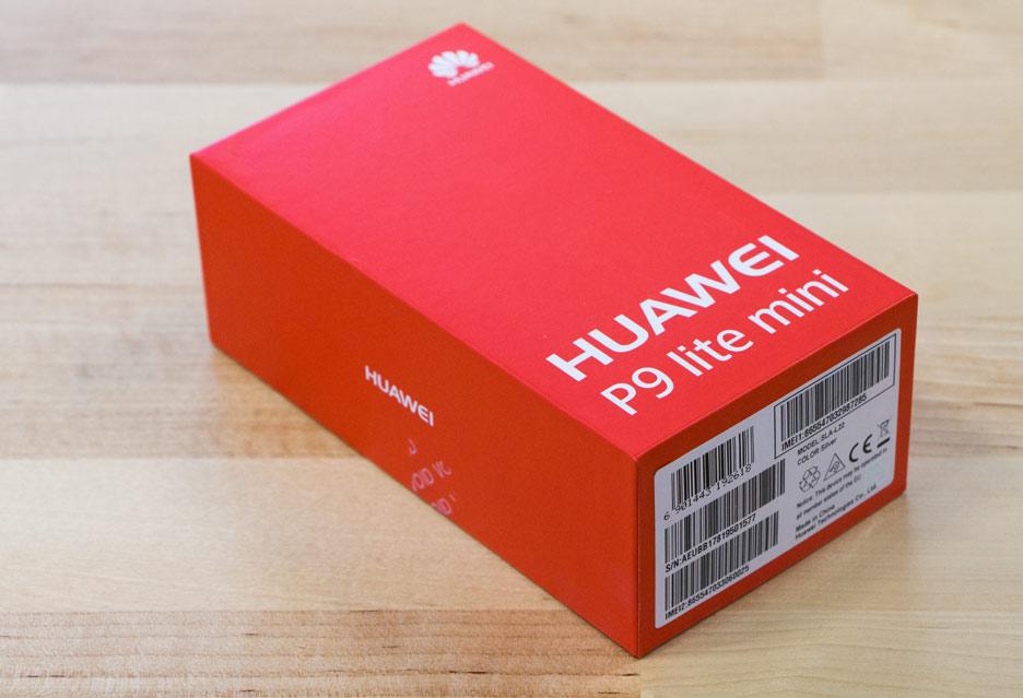 Huawei P9 Lite Mini - niska cena, a jakość naprawdę dobra | zdjęcie 8