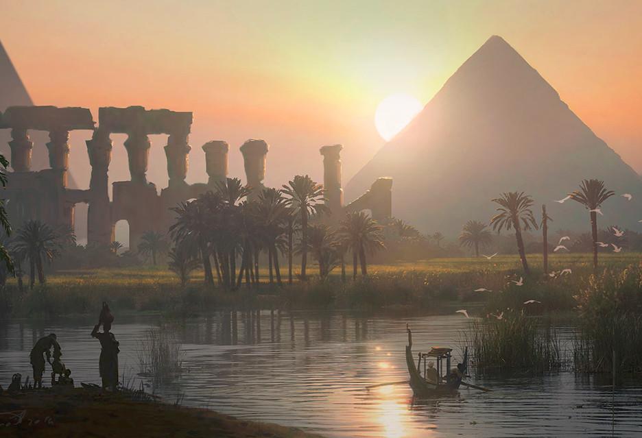 Assassin's Creed: Origins - tak się łączą gry, nauka i technologie