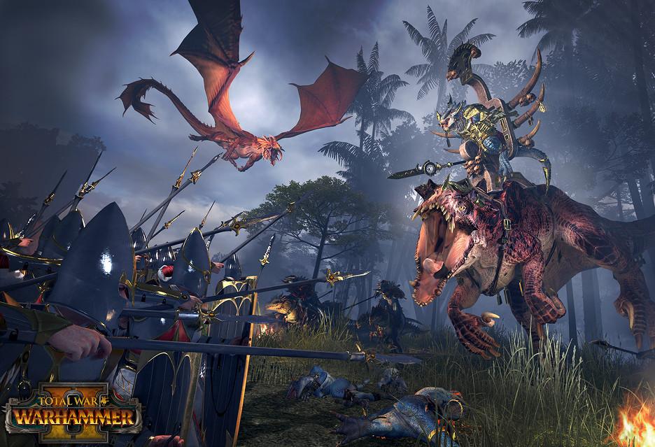 Dziś premiera Total War: Warhammer II