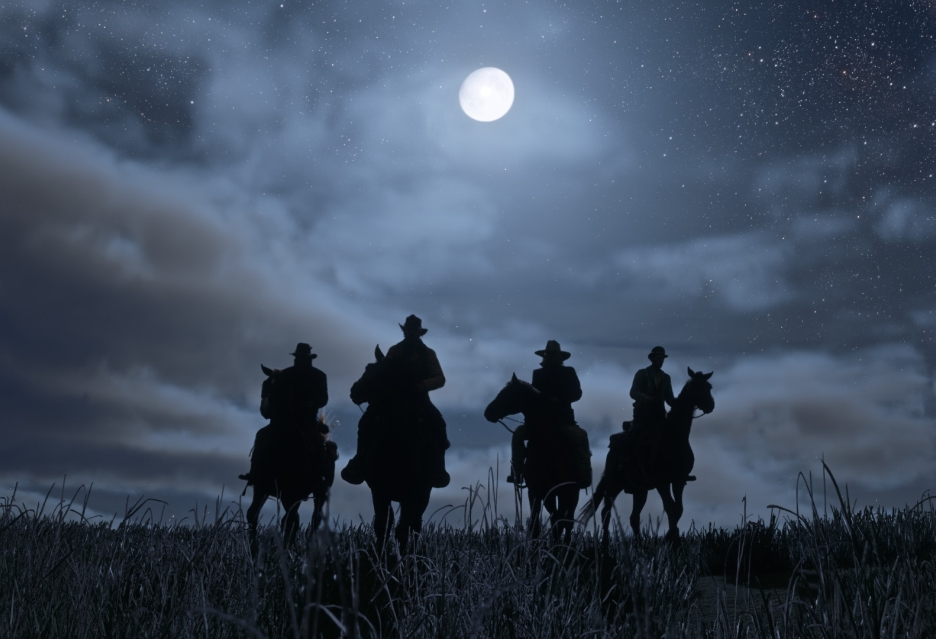 Red Dead Redemption 2 z nowym zwiastunem - poznaliśmy głównego bohatera