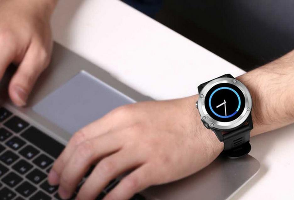 Smartwatch Microwear H1 z aparatem - promocja w Geekbuying