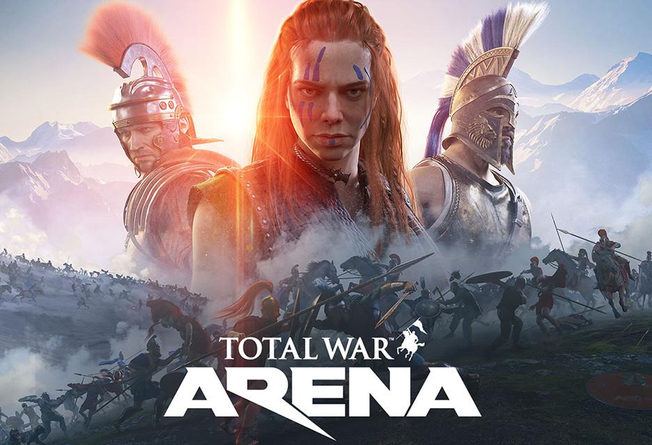 Total War: Arena - rozdajemy klucze do bety