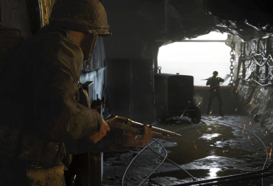 Beta testy Call of Duty: WWII na PC - wymagania i słabe opinie graczy