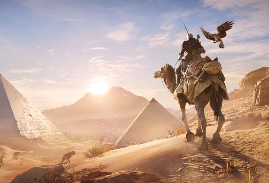Filmowy zwiastun wprowadza w klimat Assassin's Creed: Origins