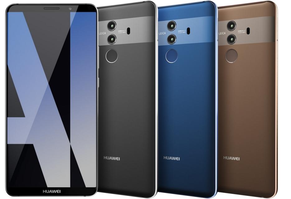 Tak (bardzo ciekawie) wyglądać będzie Huawei Mate 10 Pro