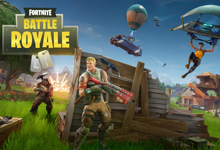 Fortnite: Battle Royale sporym sukcesem
