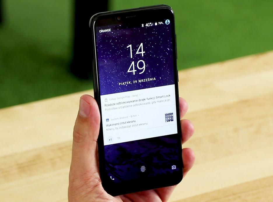 Homtom S8 - Galaxy S8 dla oszczędnych? - recenzja | zdjęcie 1