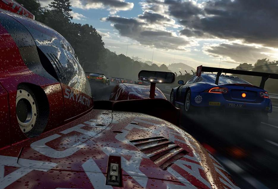 Forza Motorsport 7 wjechała do sklepów