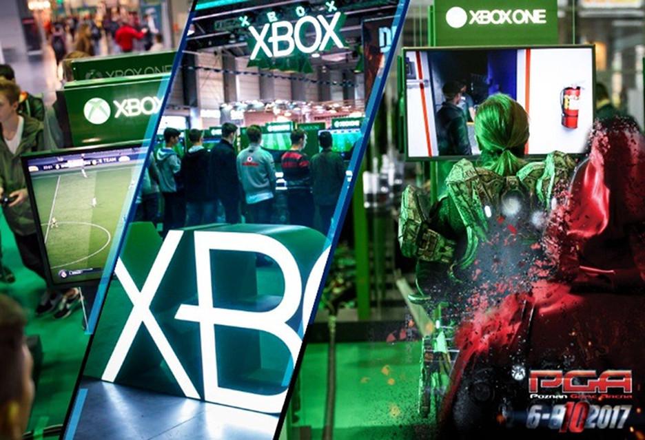Xbox One X - pierwszy pokaz w Polsce na PGA 2017