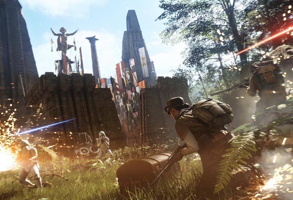 Przygotuj się na betę Star Wars: Battlefront II