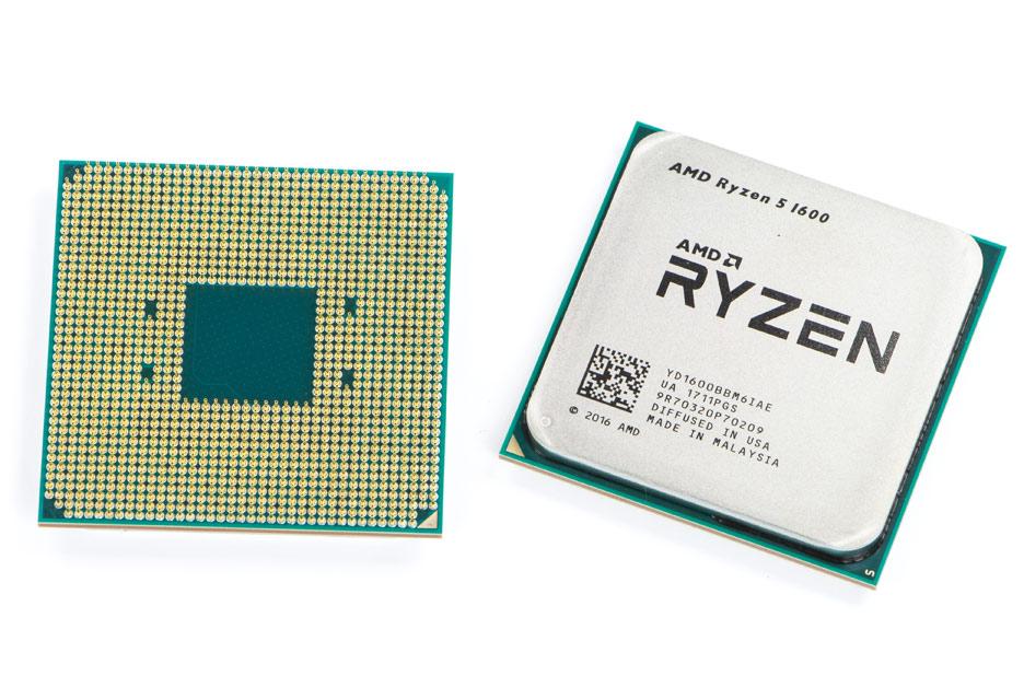 Ryzen 5 1600 i 1600X w wersjach odblokowanych do 8 rdzeni/16 wątków?