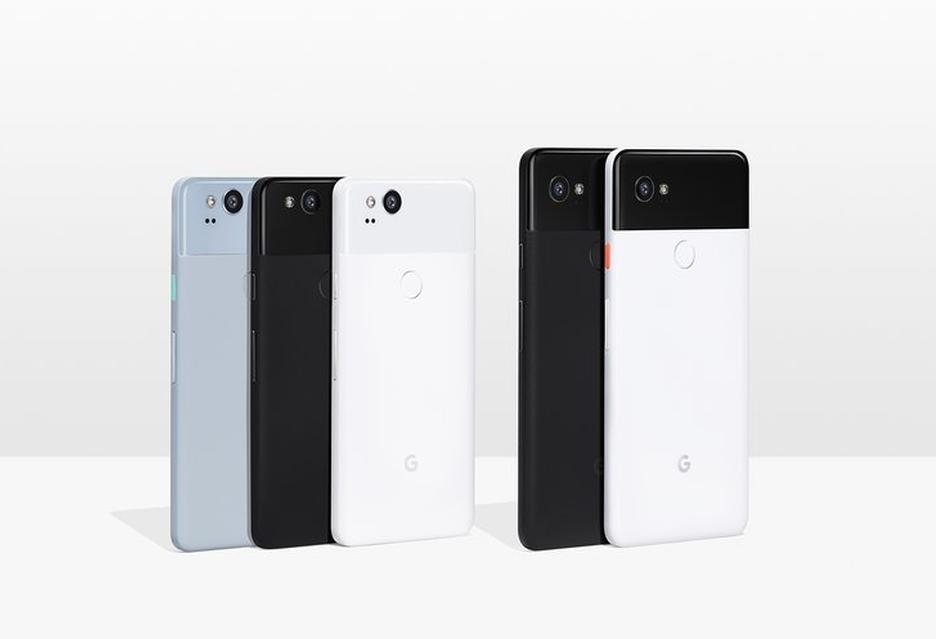 Google pokazało nowe smartfony - oto Pixel 2 i Pixel 2 XL