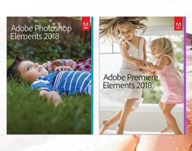 Adobe Photoshop i Premiere Elements 2018 - co nowego