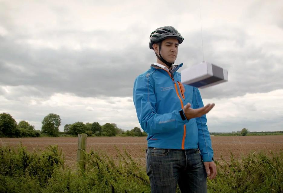 DelivAir, czyli dostawa dronem do rąk własnych - ciekawe, ale nierealne