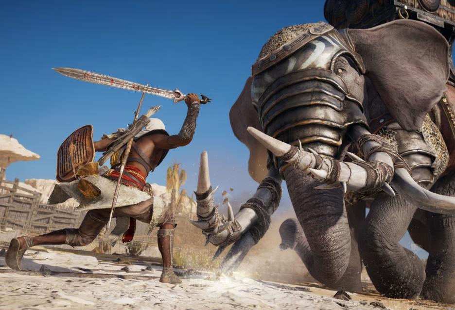 Poznaliśmy wymagania sprzętowe Assassin's Creed: Origins