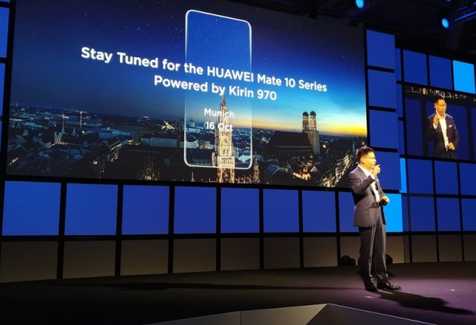 Huawei Mate 10 z baterią 4000 mAh
