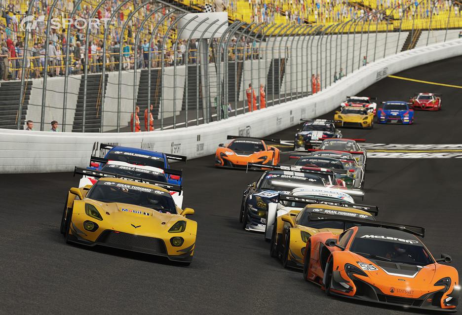 Gran Turismo Sport - pełna lista aut i torów