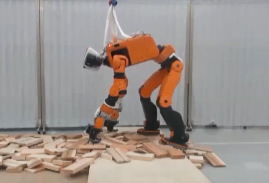 Robot do zadań specjalnych - Honda ma się czym pochwalić
