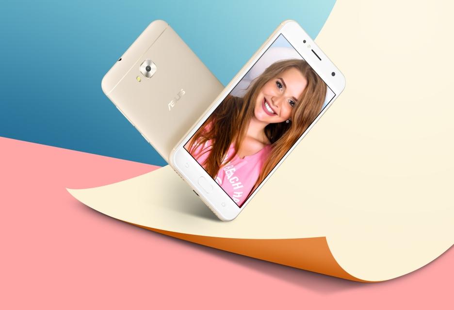 Asus stawia na ilość - ZenFone 4 Selfie Lite zaprezentowany