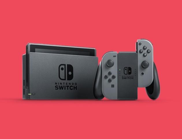 Nintendo Switch sprzedaje się jak ciepłe bułeczki