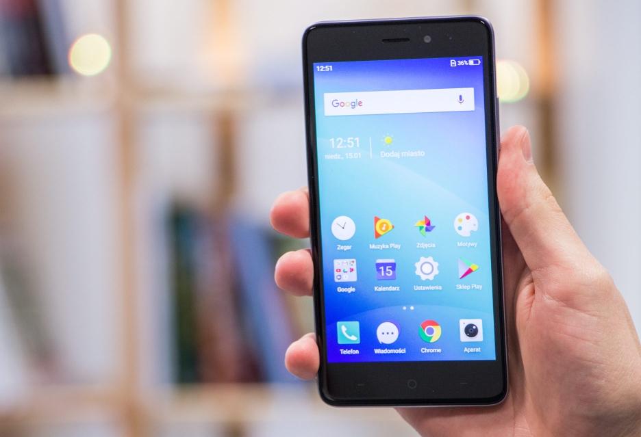 TP-Link Neffos X1 Lite - test jednego z najlepszych smartfonów za 500 zł | zdjęcie 5