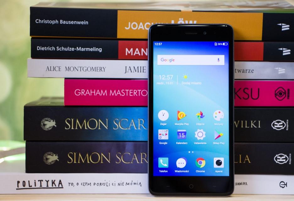 TP-Link Neffos X1 Lite - test jednego z najlepszych smartfonów za 500 zł | zdjęcie 2