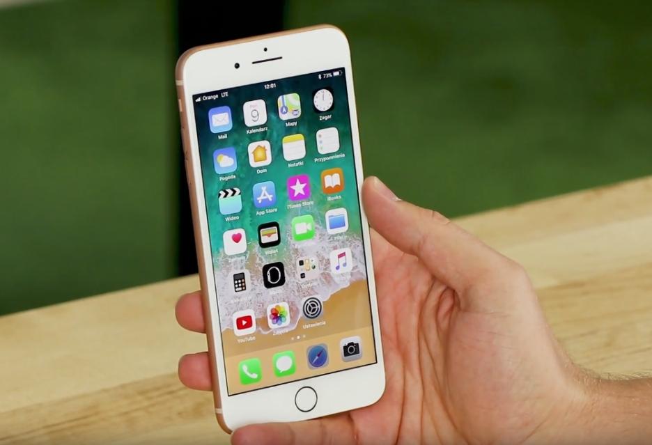 iPhone 8 Plus - pierwsze wrażenia