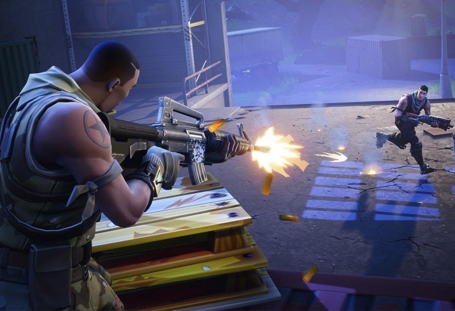 Fortnite: Battle Royale wykręca coraz lepsze wyniki