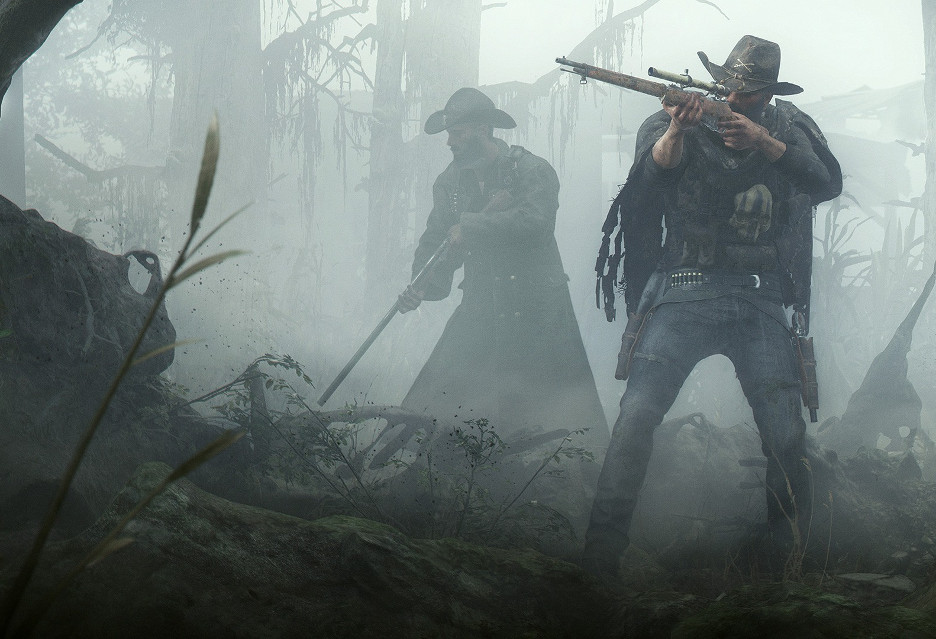 Oto Hunt: Showdown - ambitny projekt studia Crytek
