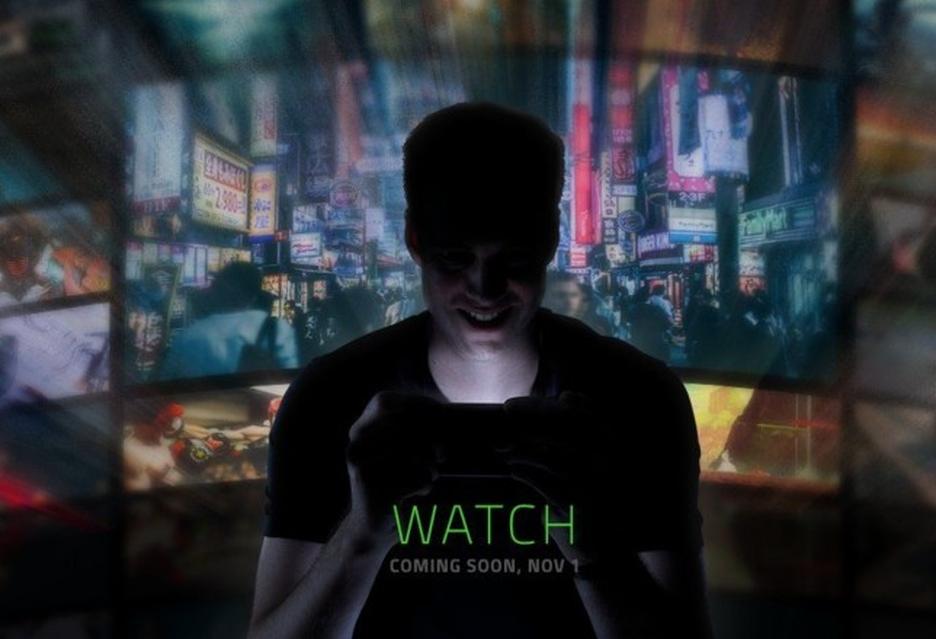 Smartfon od Razer dla hardkorowych graczy  - premiera 1 listopada