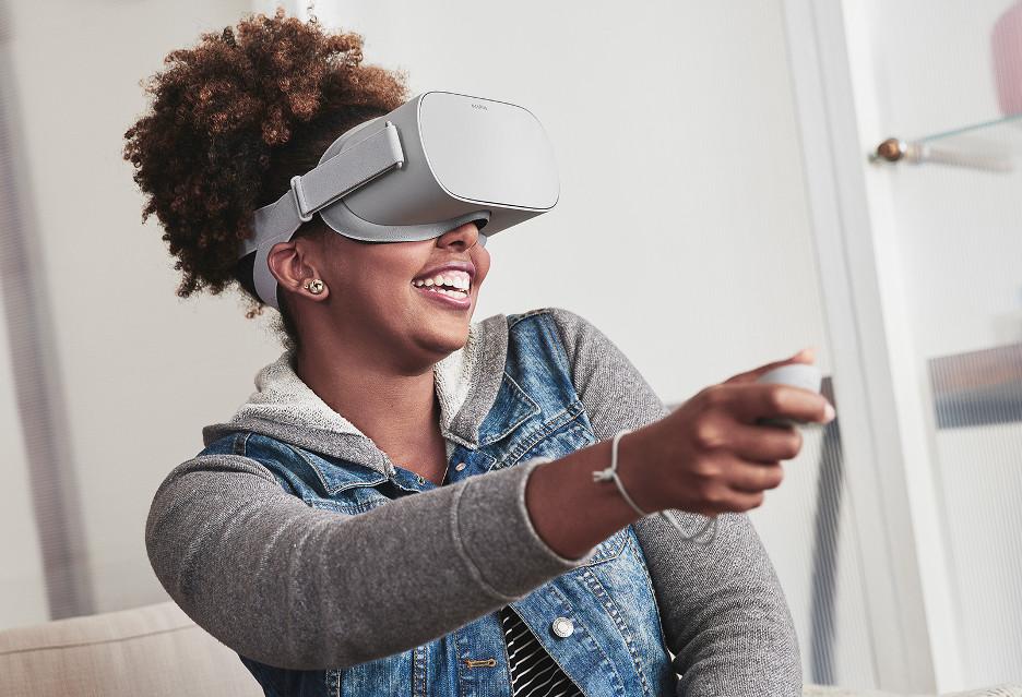 Gogle Oculus Go kosztują 199 dolarów i nie potrzebują mocnego peceta [AKT.]
