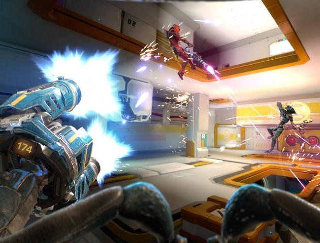 Ubisoft zapowiada Space Junkies - dynamiczną strzelaninę w VR