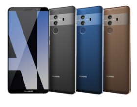 Bez obaw, Huawei Mate 10 z Androidem 8.0 Oreo