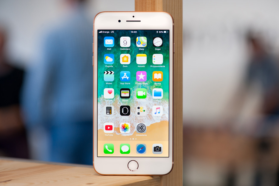 iPhone 8 Plus - szybki i nieporęczny | zdjęcie 2