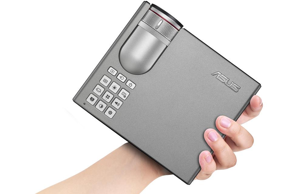 Projektor ASUS P3E dla mobilnego profesjonalisty