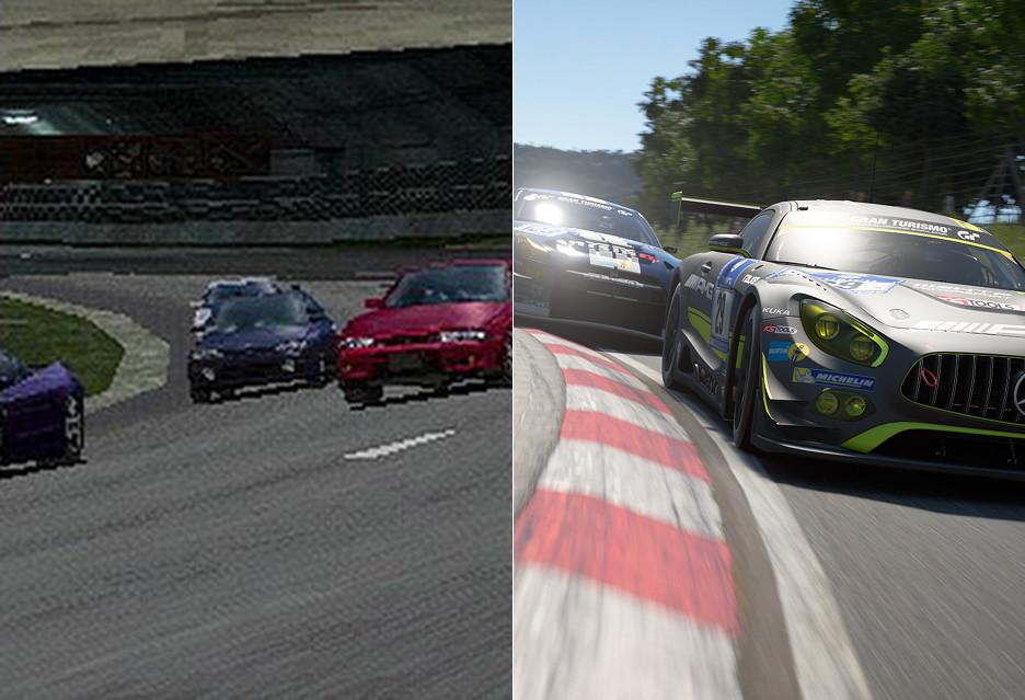 20 lat serii Gran Turismo