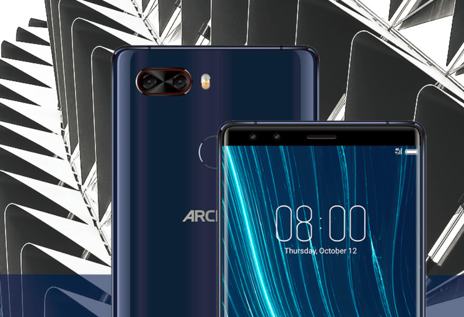 Archos Diamond Omega, czyli 4 aparaty i 8 GB RAM-u