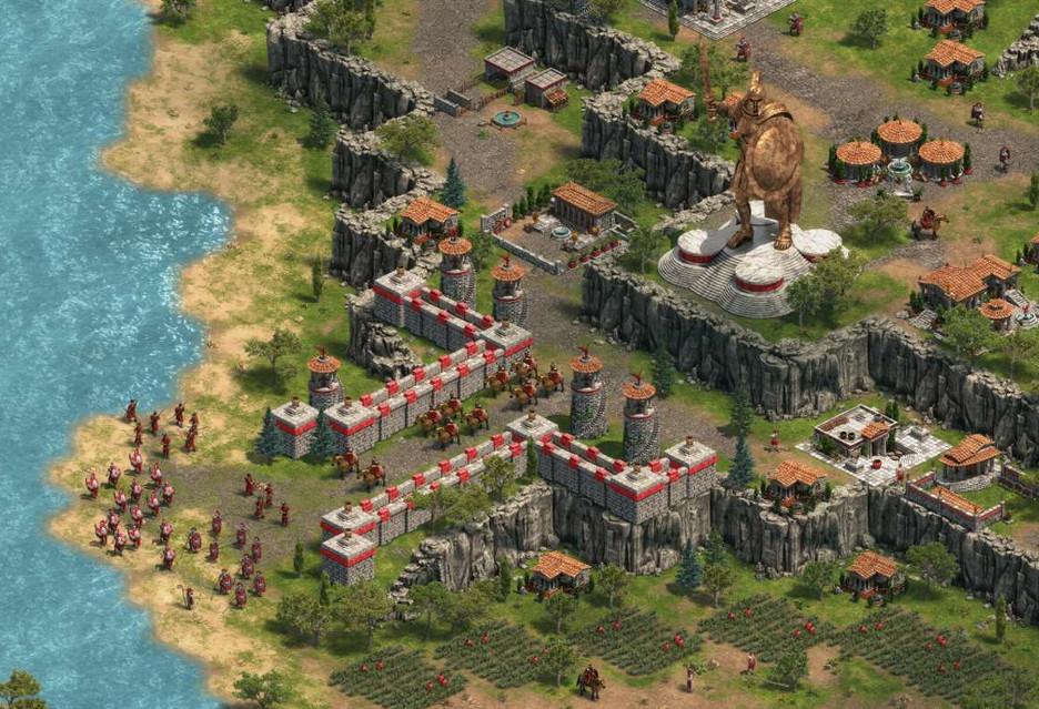 Odświeżone Age of Empires dopiero w przyszłym roku