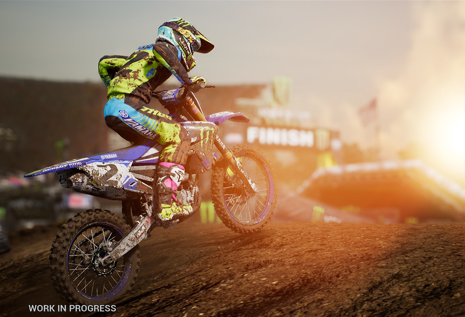 Nadciąga Monster Energy Supercross: The Official Videogame