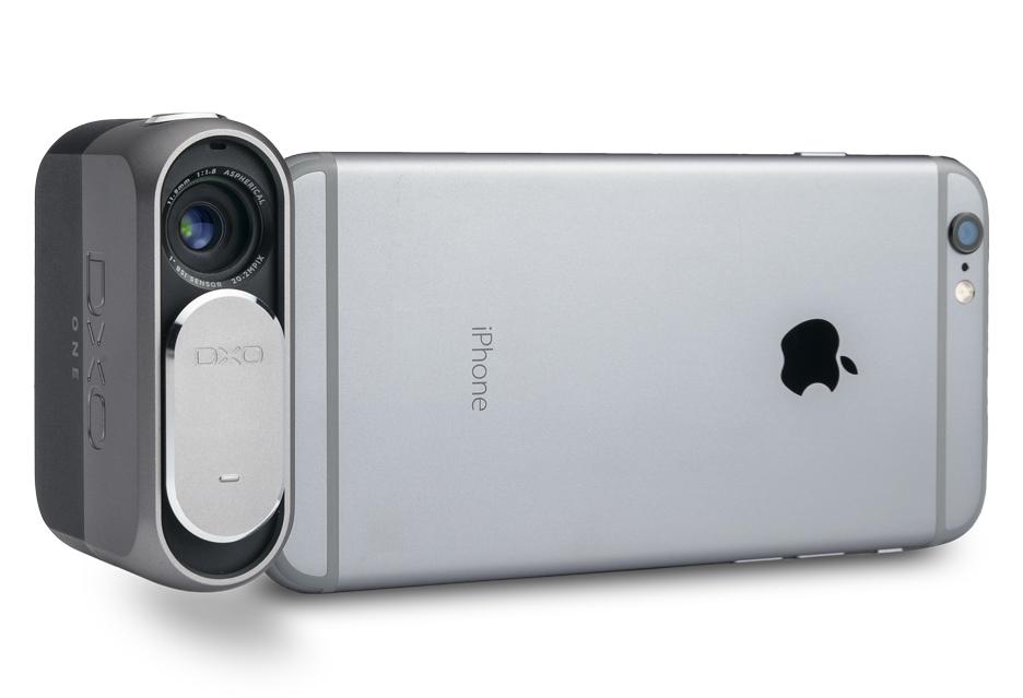 Moduł aparatu DxO ONE dla smartfonów z Androidem - pomysł nie tylko spóźniony
