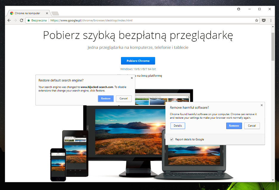 Google Chrome skanuje twoje pliki [AKT.]