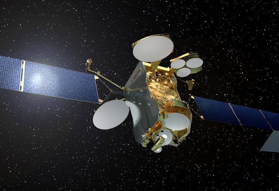 Elektryczny satelita telekomunikacyjny - na prąd, jak samochód